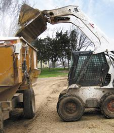 Bobcat attachments, skidsteer loaders, excavators, telehandlers, South Africa