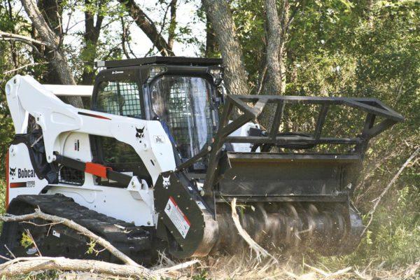 Mulcher For Sale Forestry Cutter Attachment Bobcat Sa