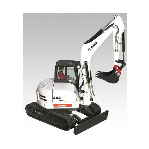 Bobcat 444 excavator – sales, rentals, South Africa