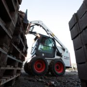 Bobcat S450 skidsteer loader – sale & rental, South Africa