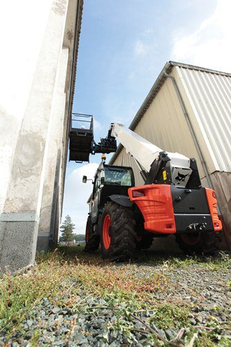Bobcat T40140 telehandler- sales, rentals, South Africa