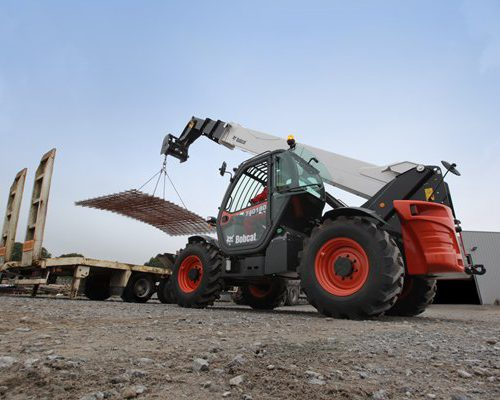 Bobcat T40180 telehandler- sales, rentals, South Africa