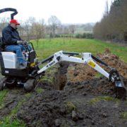 Bobcat E08 excavator – sales, rentals, South Africa