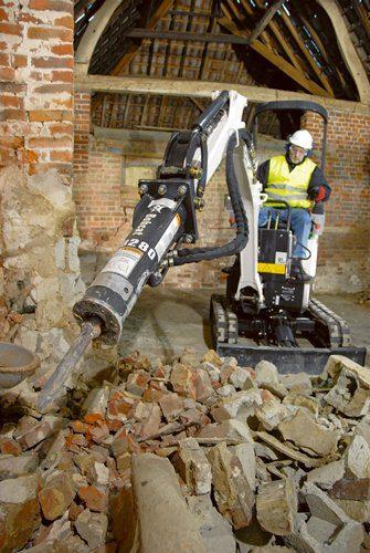 Bobcat E10 excavator – sales, rentals, South Africa