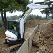 Bobcat E35 excavator – sales, rentals, South Africa