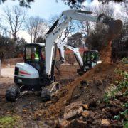 Bobcat E45 excavator – sales, rentals, South Africa