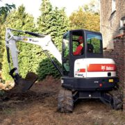 Bobcat E50 excavator – sales, rentals, South Africa