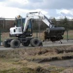 Bobcat E55W excavator – sales, rentals, South Africa
