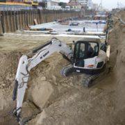 Bobcat E80 excavator – sales, rentals, South Africa