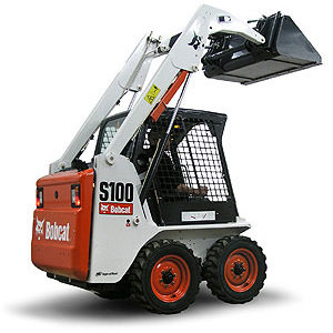 Bobcat S100 skidsteer loader - sale & rental, South Africa