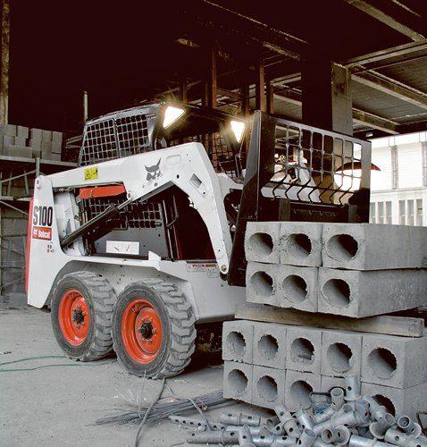 Bobcat S100 skidsteer loader – sale & rental, South Africa