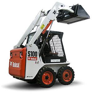 Bobcat S100 Skid Steer Loader Bobcat S100 For Sale