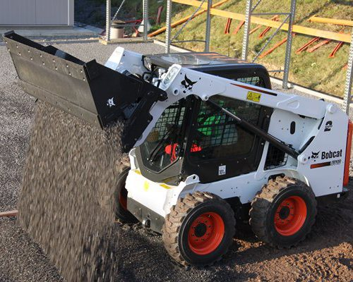 Bobcat S510 skidsteer loader – sale & rental, South Africa