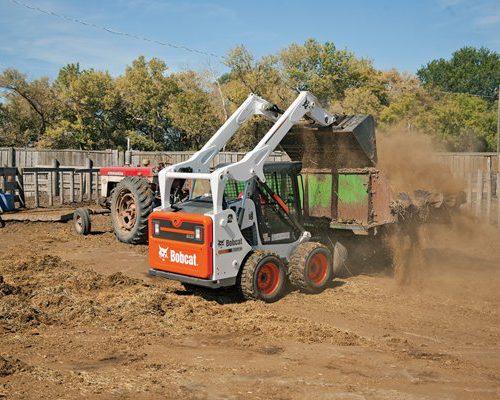 Bobcat S530 skidsteer loader – sale & rental, South Africa