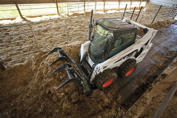 Bobcat S590 skidsteer loader – sale & rental, South Africa