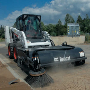 Bobcat Sweeping Attachments