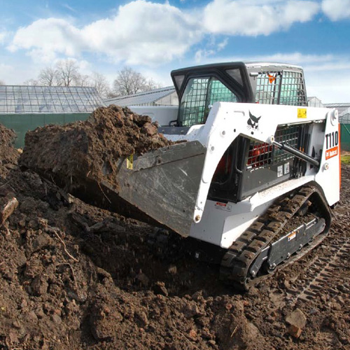 Bobcat Compact track loaders T110