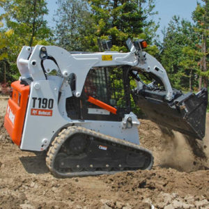 T190 Compact Track Loaders From Bobcat