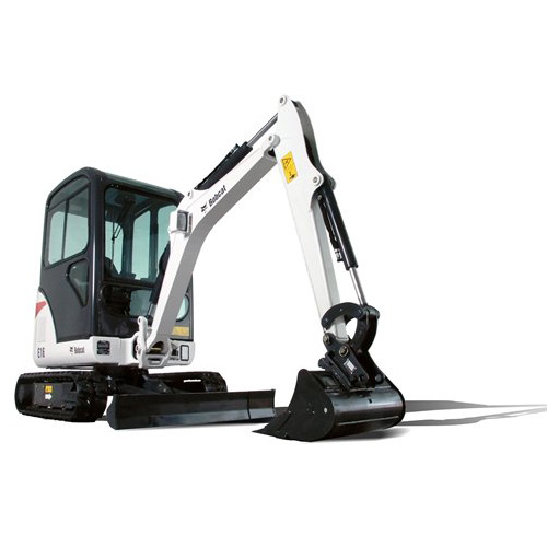 Bobcat E16 excavator – sales, rentals, South Africa