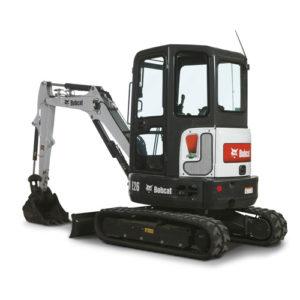 Bobcat E26 excavator - sales, rentals, South Africa