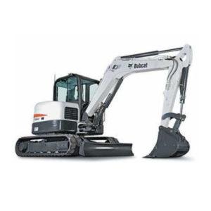 Bobcat E50 excavator - sales, rentals, South Africa
