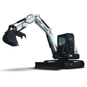 Bobcat E55 excavator - sales, rentals, South Africa