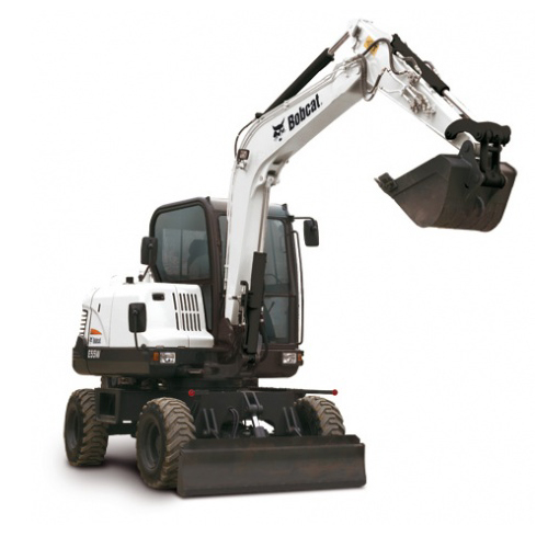 Bobcat E55W excavator – sales, rentals, South Africa