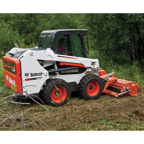 Bobcat S550 skidsteer loader - sale & rental, South Africa
