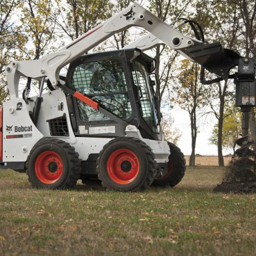 Bobcat S570 skidsteer loader – sale & rental, South Africa