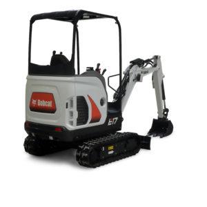 Bobcat E17 excavator - sales, rentals, South Africa