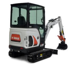 Bobcat E19 excavator - sales, rentals, South Africa