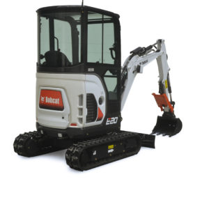 Bobcat E20 excavator - sales, rentals, South Africa