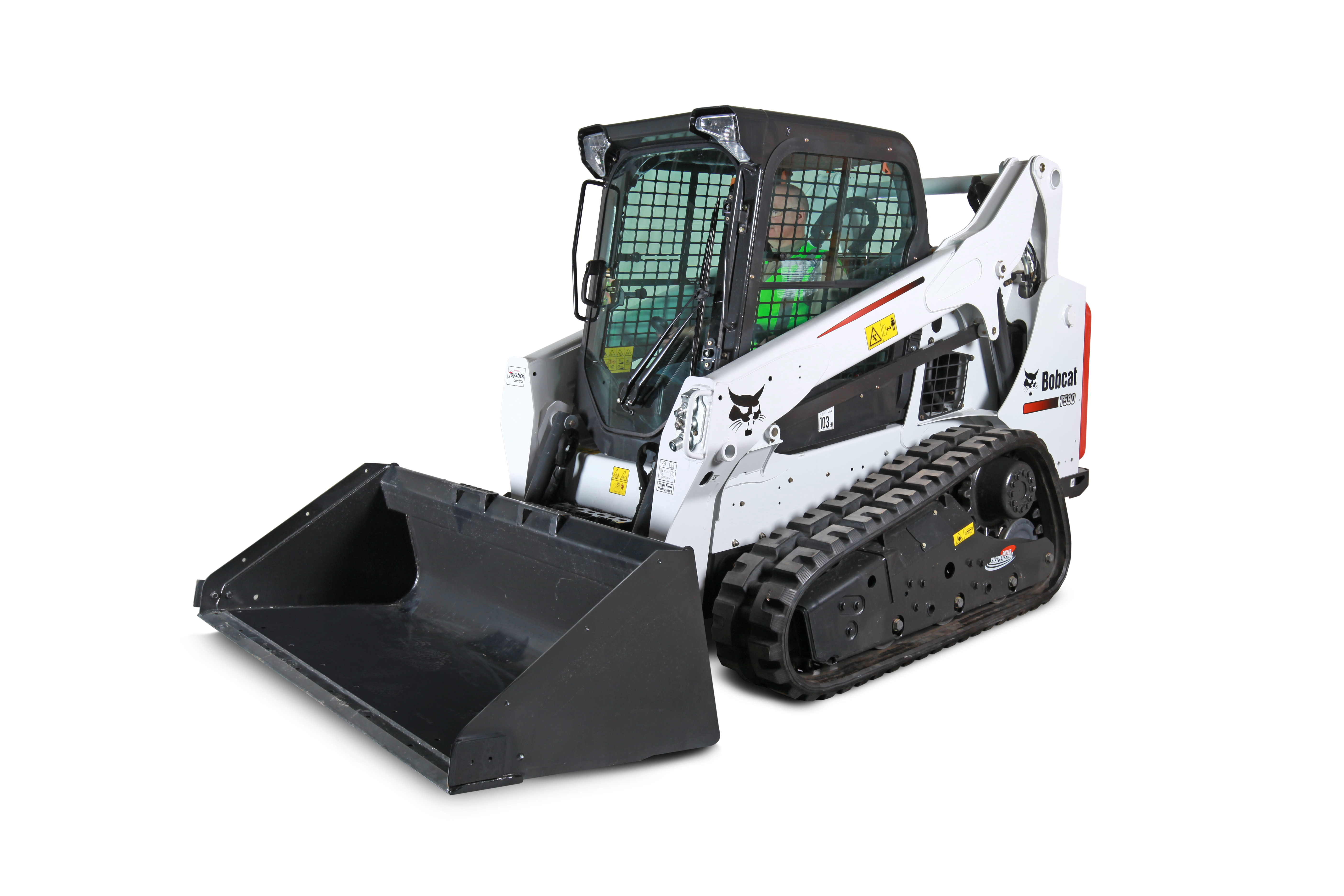 Compact Track Loaders for Sale and Hire | Bobcat SA