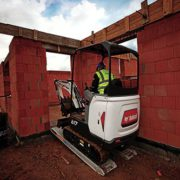 Bobcat E17 excavator – sales, rentals, South Africa