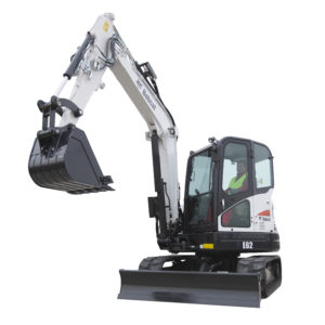 Bobcat E62 excavator - sales, rentals, South Africa