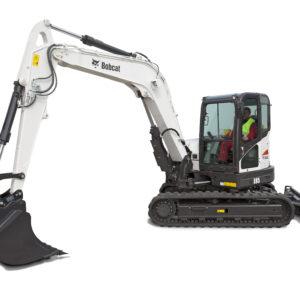 Bobcat E85 excavator - sales, rentals, South Africa