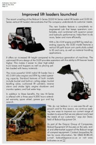 thumbnail of Farm Tech – Improved lift loaders launched – 1 November 2016