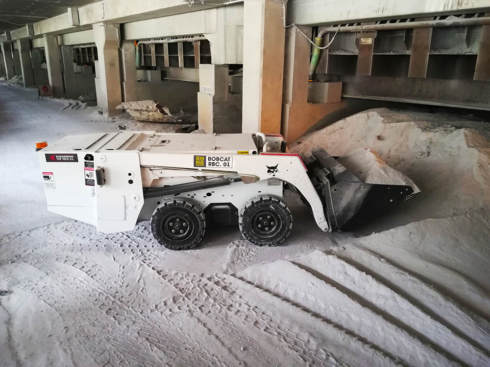 Machine Customisation Modified To Spec Bobcat Sa