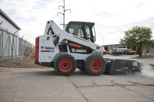 , Complete solution from Bobcat paves the way in roadwork projects